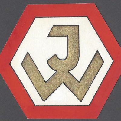 Logo der Jenbacher Werke AG.