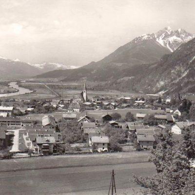 Jenbach in den 30er Jahren.