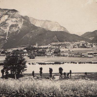 Blick auf Jenbach 1940.
