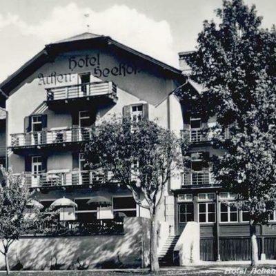 Hotel Achenseehof im Jahr 1953.