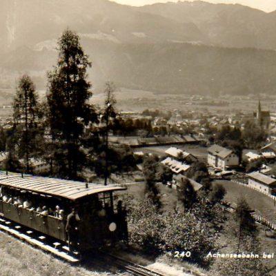 Bild ca. aus dem Jahr 1960.