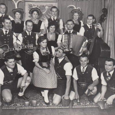Aufnahme aus dem Jahr 1962.