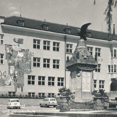 Bild ca. aus dem Jahr 1963.