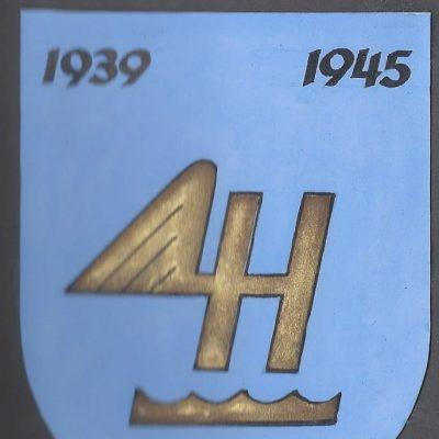 Logo der Heinkel-Werke.