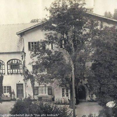 Altes Schroffenhaus vor dem Umbau.