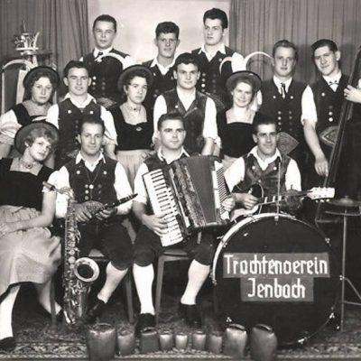 Aufnahme aus dem Jahr 1956.