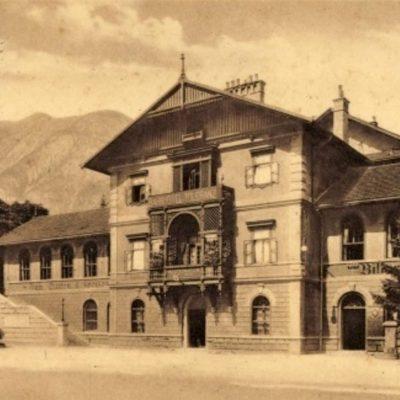 Das Hotel Toleranz in den 50er Jahren