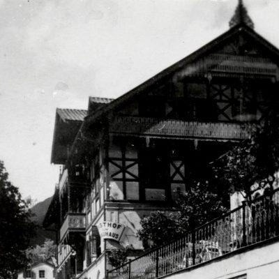 Bild ca. aus dem Jahr 1940.