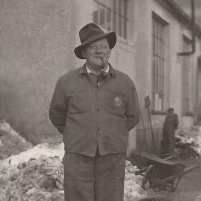 Schmelzmeister Knoll Luggi.