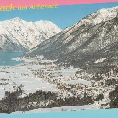 Ansicht auf den Ort in den 90er Jahren.