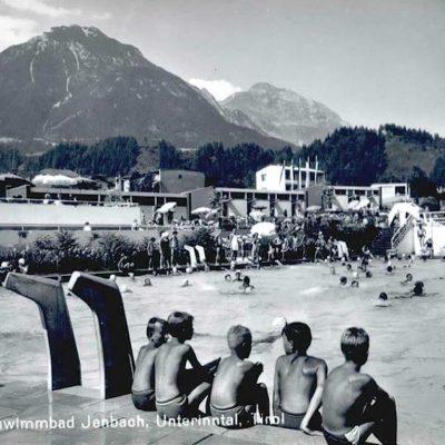 Das Terrassenbad im Jahr 1967.