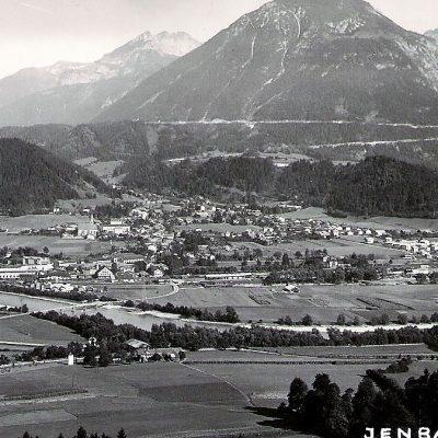 Ansicht aus den 60er Jahren auf die Kanzelkehre.
