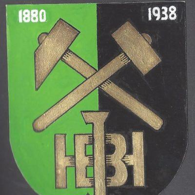 Logo der Jenbacher Berg- und Hüttenwerke.