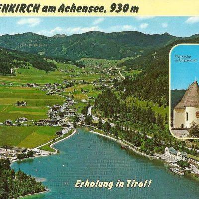Achenkirch in den 90er Jahren