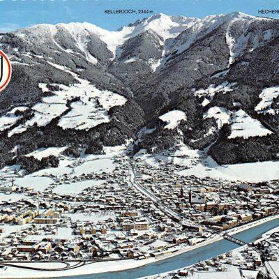 Schwaz im Winter 1976.